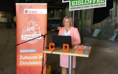 Zu Gast bei der CDU in Dinslaken