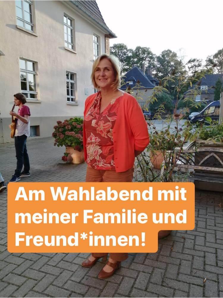 Michaela Eislöffel - Jetzt erst recht - Jede Stimme zählt - Am 27 September 2020 ist Stichwahl um das Bürgermeisteramt in Dinslaken